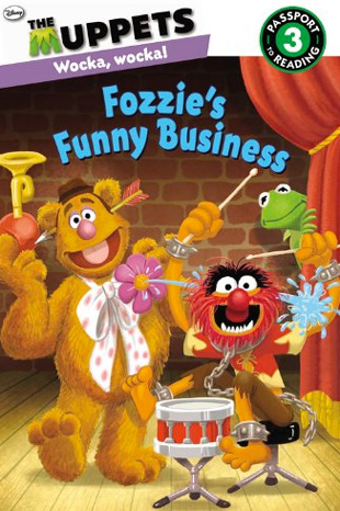 Fozzie's Funny Business